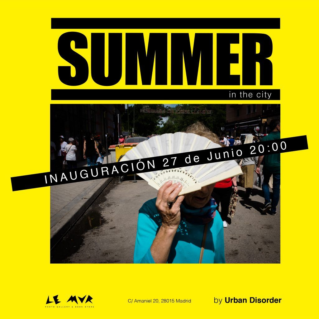 """""""Summer in the city"""" by Urban Disorder"""