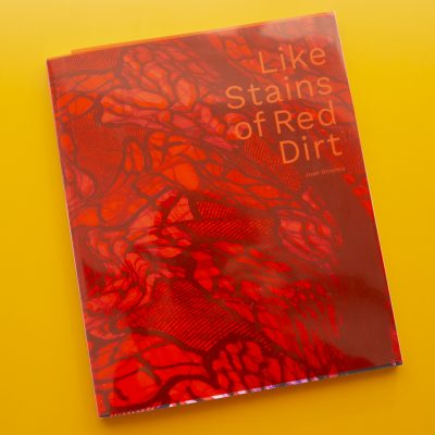 Like stains of red dirt