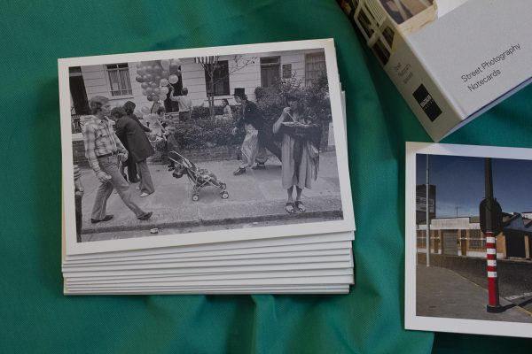 Street Photography Notecards
