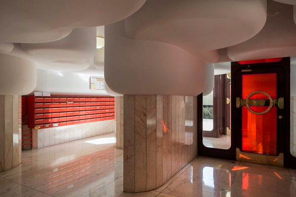 Red entranceI